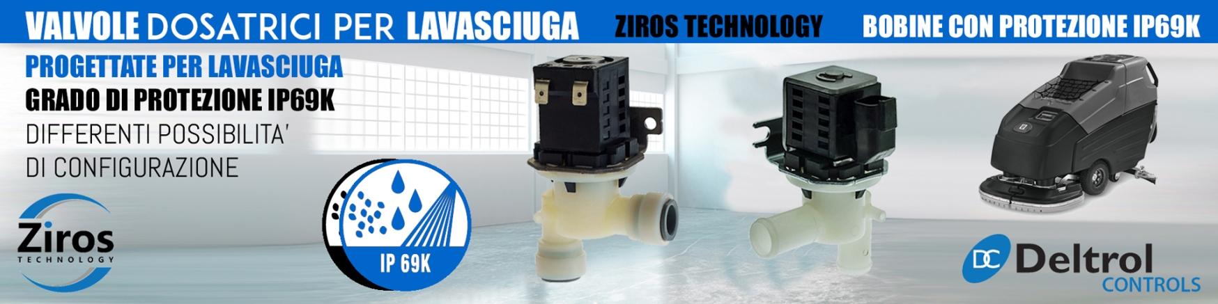 Bredi electronic components source for Lavasciuga migliore 2017