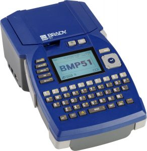 Stampante portatile Brady BMP51