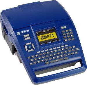 La stampante per etichette BMP71 è la stampante portatile per eccellenza