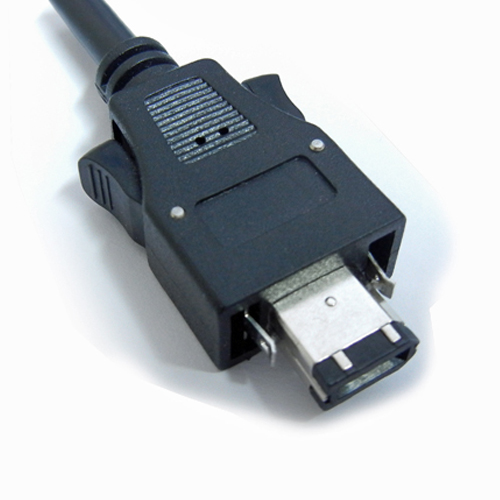 IEEE1394-camera-link-firewire-clip-cavo