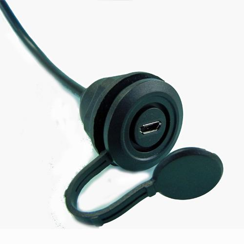 USB-Mini-pannello-circolare-cavo
