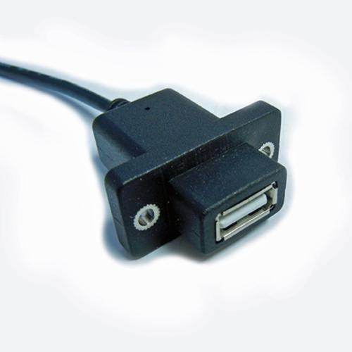 cavo-USB-2.0-jack-femmina-pannello-hotmelt-costampato-custom-personalizzato